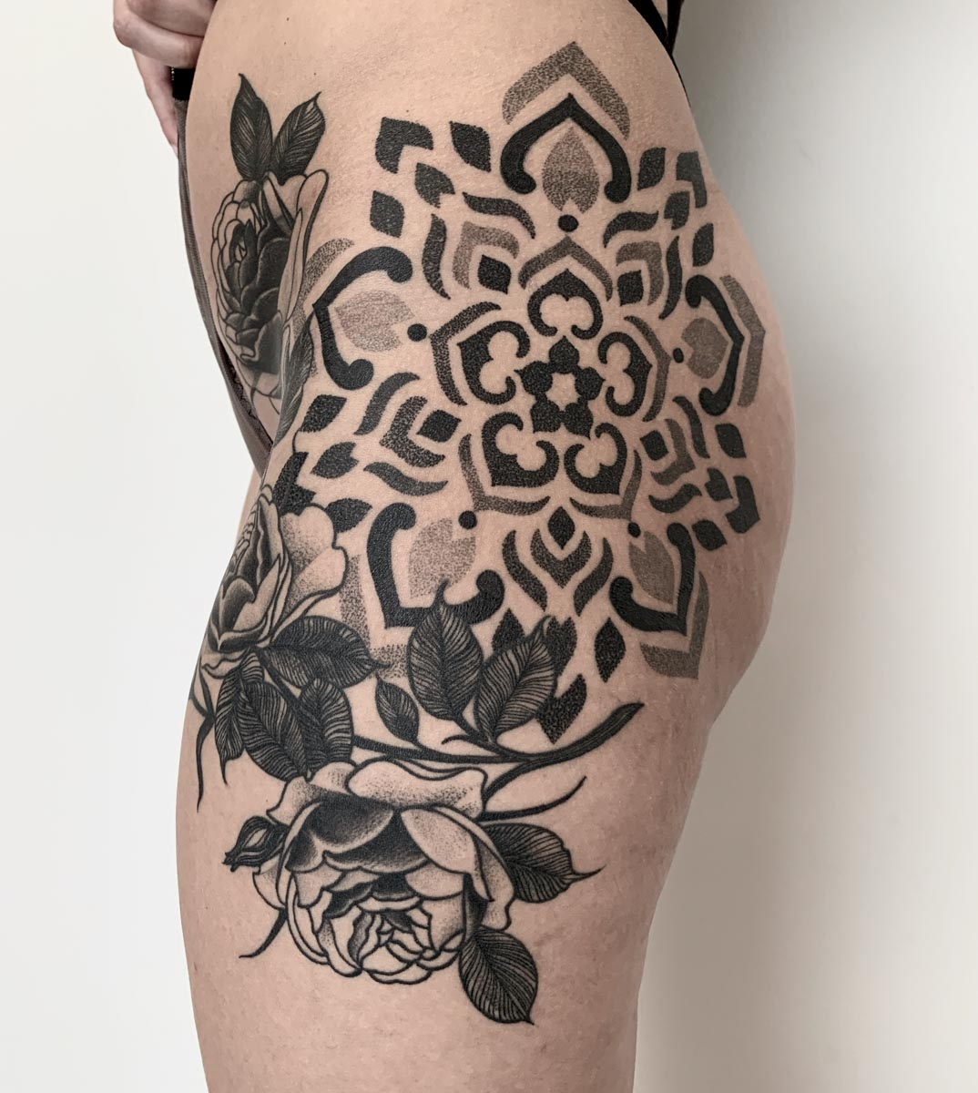 Le Tatuarti | Lisa Peri Tattoo