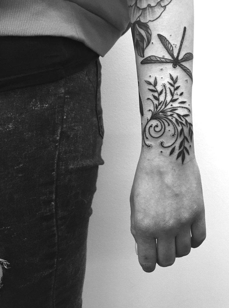 Le Tatuarti | Federico De Grassi Tattoo